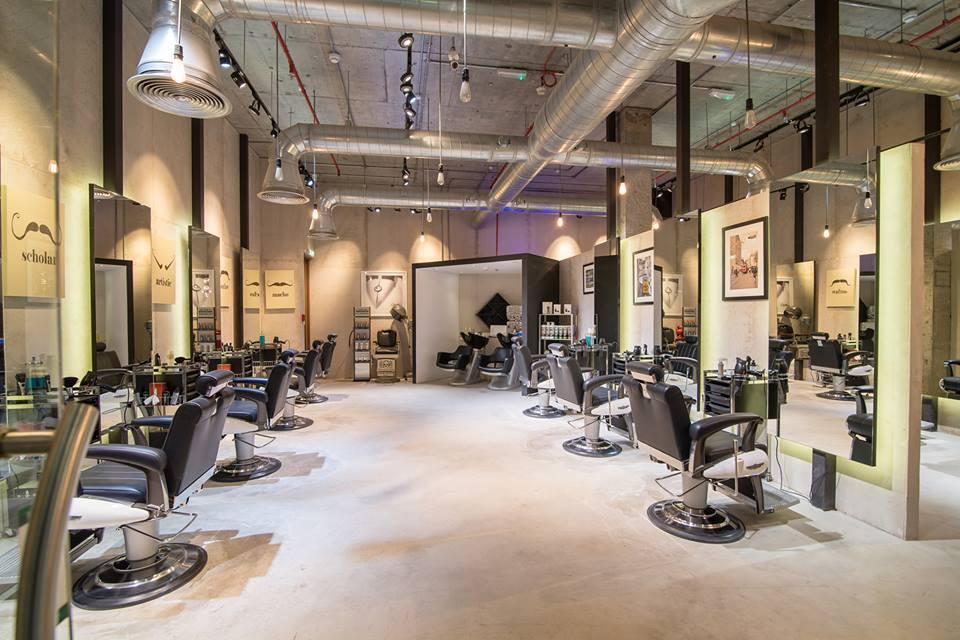 The Barber Shop in Dubai
