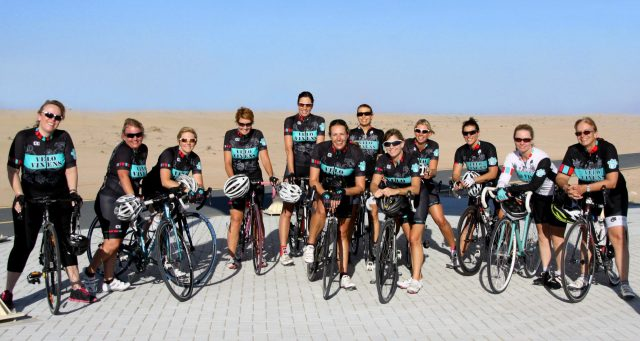 Cycling in Dubai - Velo Vixens