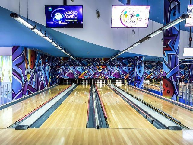 Bowling in Dubai - Yalla Bowling