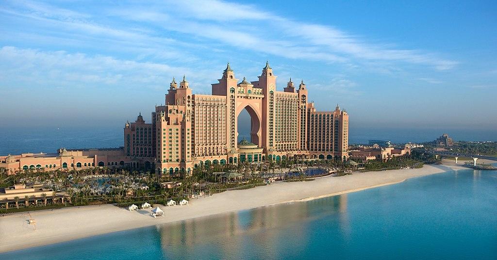 Atlantis Dubai Hotel on Palm Jumeriah