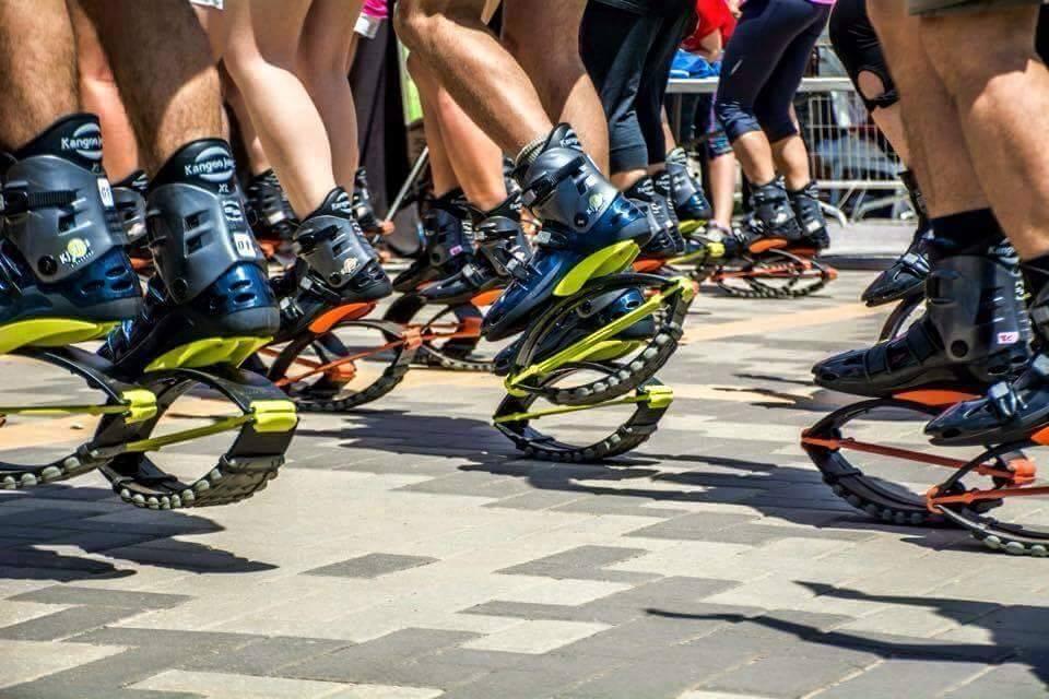 alternative fitness classes in dubai kangoo jumps