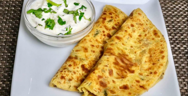 best paratha in dubai only parathas via pawan kapoor