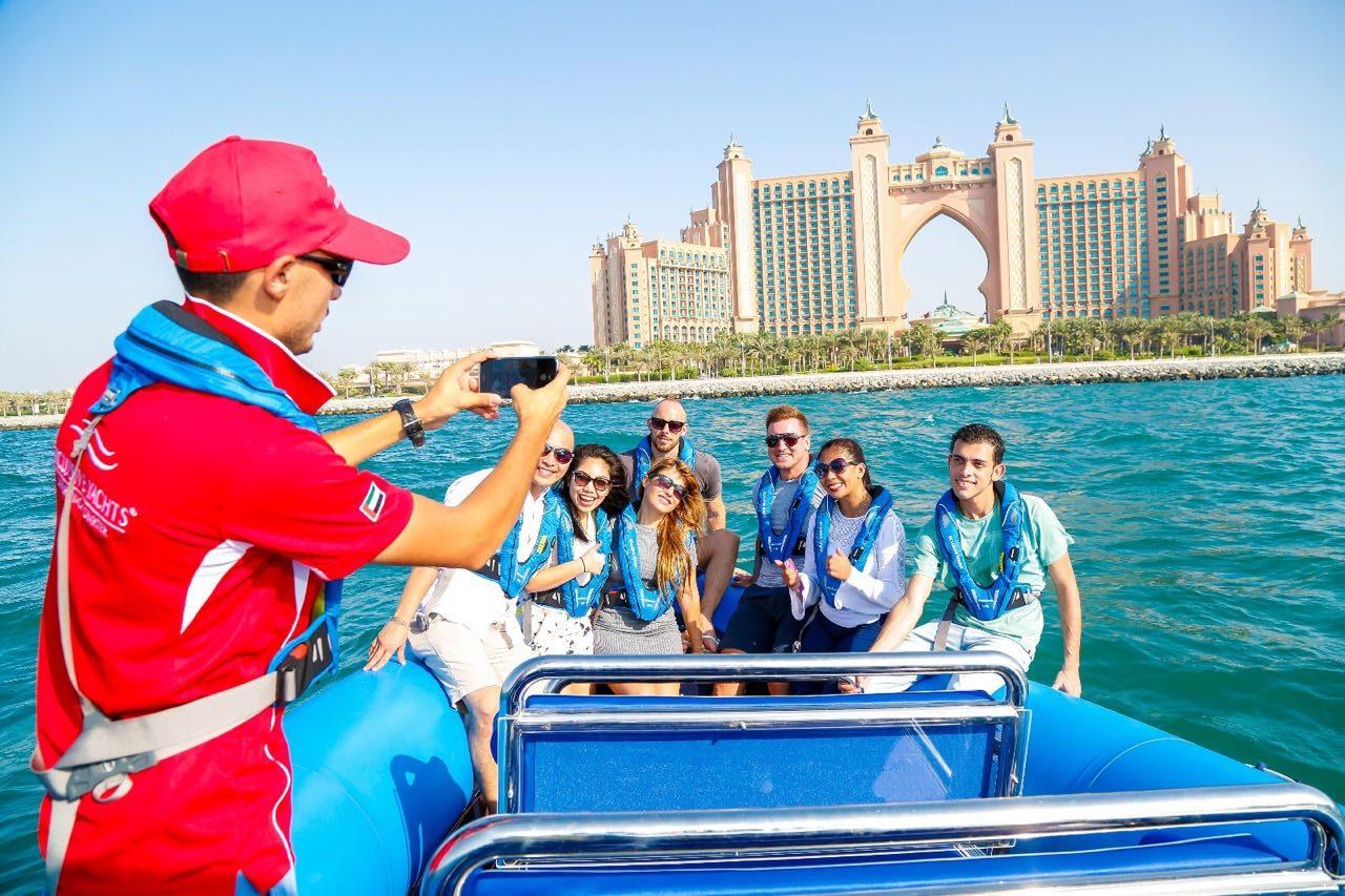 dubai marina cruise palm jumeirah dubai boat tour xclusive tours 2