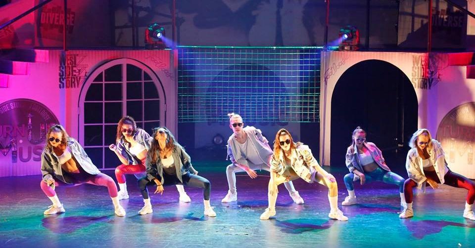Dance classes in Dubai - hip hop dance classes at Diverse Choregraphy