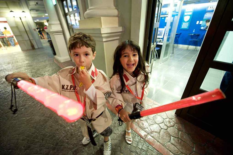Kids Play Area in Dubai for Kids- Kidzania Dubai