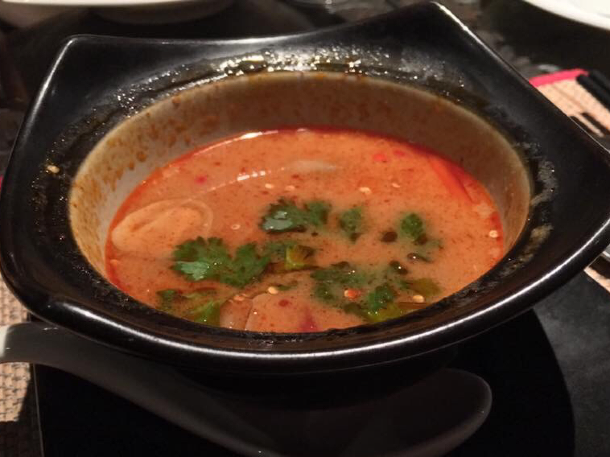 Tom Yum Soup Mekong Dubai