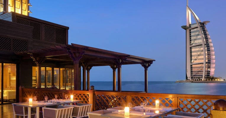 Valentine's Day Dinners in Dubai at Pierchic