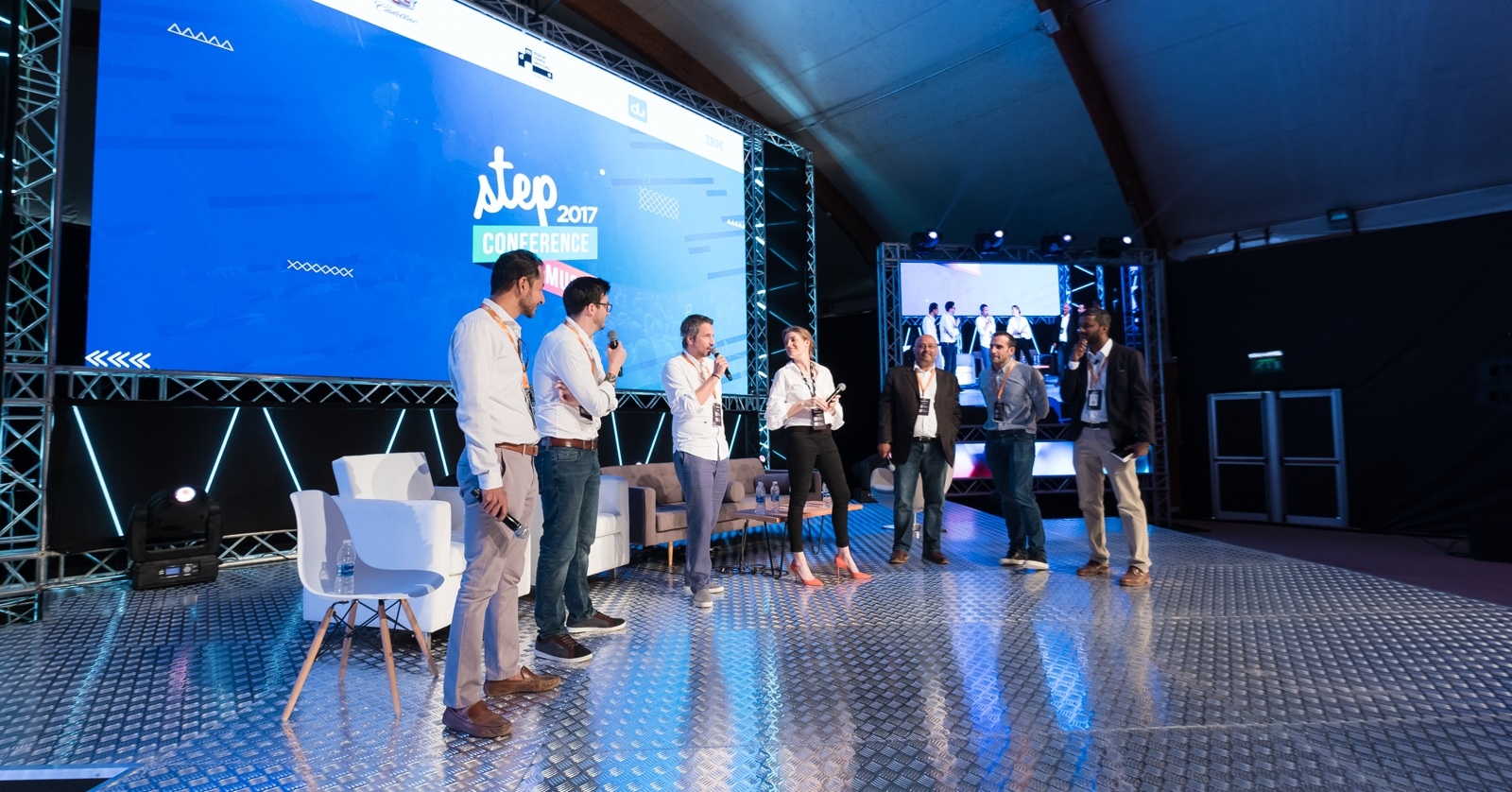 STEP Conference in Dubai March 2018