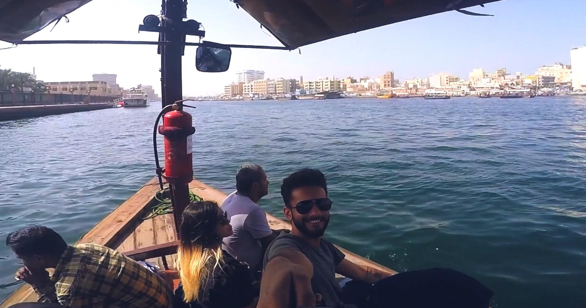 Explore Old Dubai on The Dubai Abra For Just AED 1 | insydo