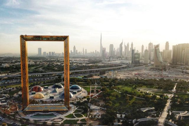 uae road trips from dubai places to visit in uae the dubai frame