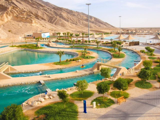 Deals and discounts at Theme parks in Dubai - Wadi Adventure Al Ain