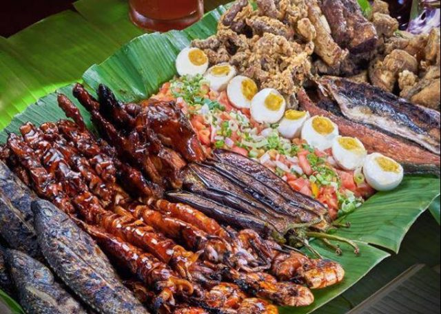 best filipino restaurant in dubai - carinderia ni tandang sora