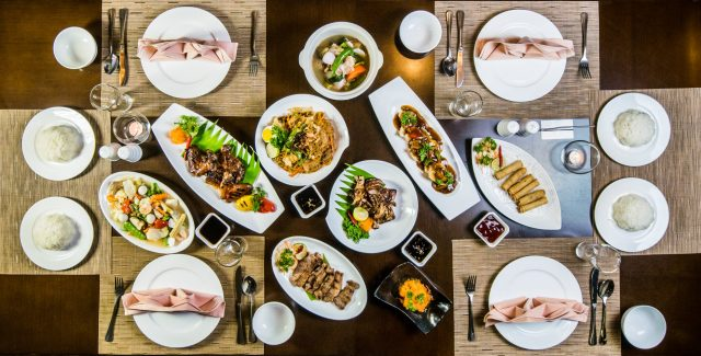 best filipino restaurant in dubai - manila grill dubai