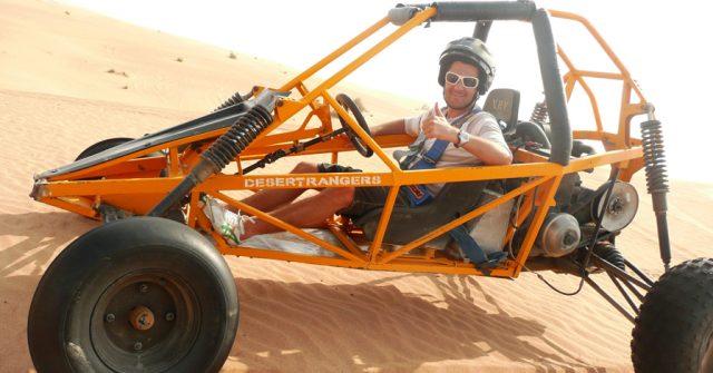 dubai adventure bucket list - dune buggy dubai