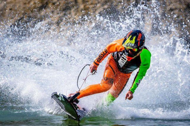 dubai adventure bucket list - jet surf at seawake