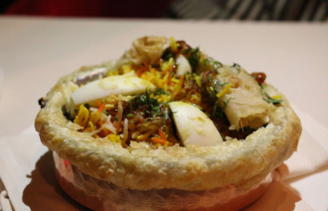 fine dining restaurants in dubai - best biryani in dubai at indego by vineet