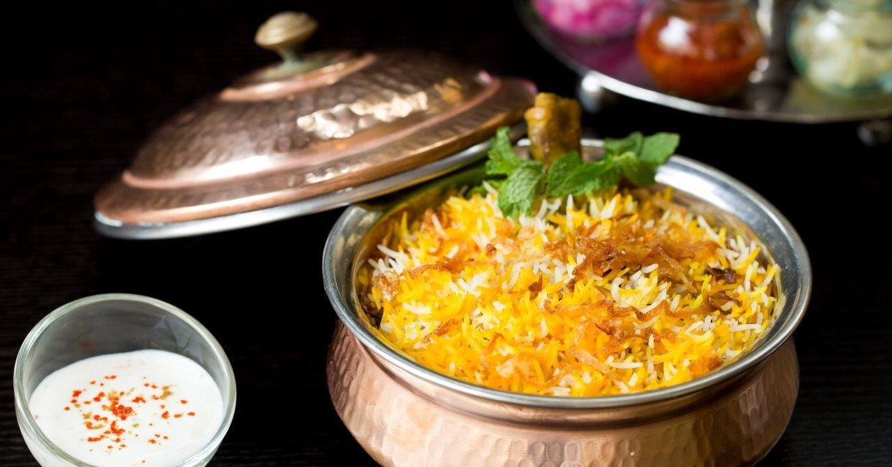 fine dining restaurants in dubai for best biryani in dubai - iz grand hyatt garhoud Cropped