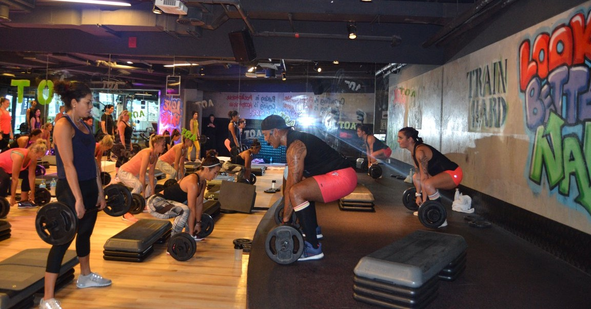 gyms in dubai - fitness classes in dubai gym tribe fit Cropped