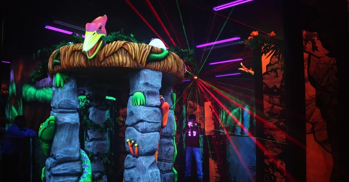 laser tag dubai thrill zone dubai Cropped