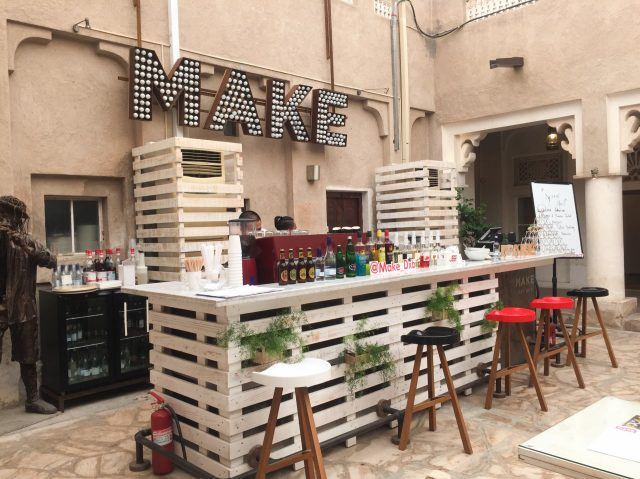 things to do in al bastakiya al fahidi dubai - make art cafe