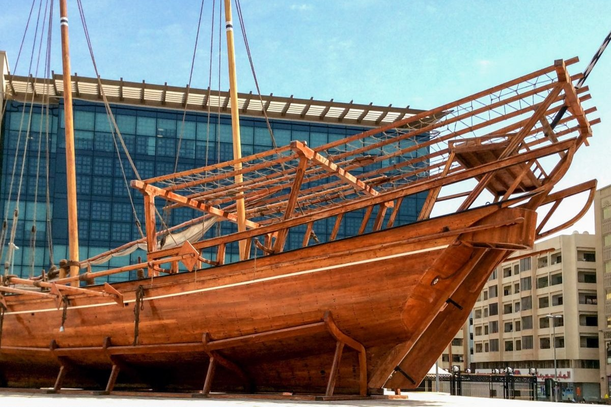 things to do in old dubai on a budget - dubai museum Cropped