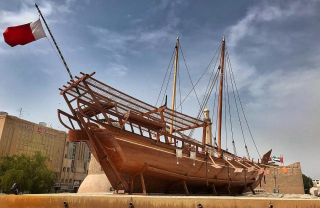 things to do in old dubai on a budget - dubai museum