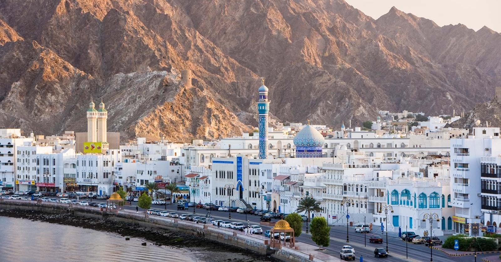 Travel from Dubai to Oman