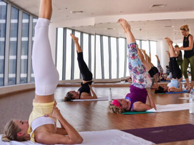 Bikram yoga Dubai & Hot yoga dubai - yoga classes in Dubai at Voyoga UAE