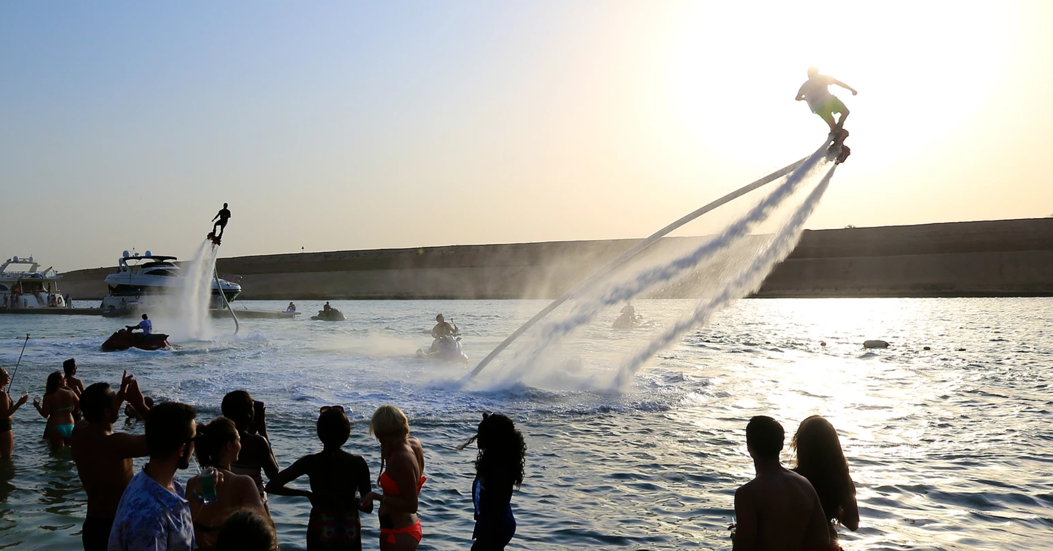 water sports in dubai - flyboarding Cropped (1)
