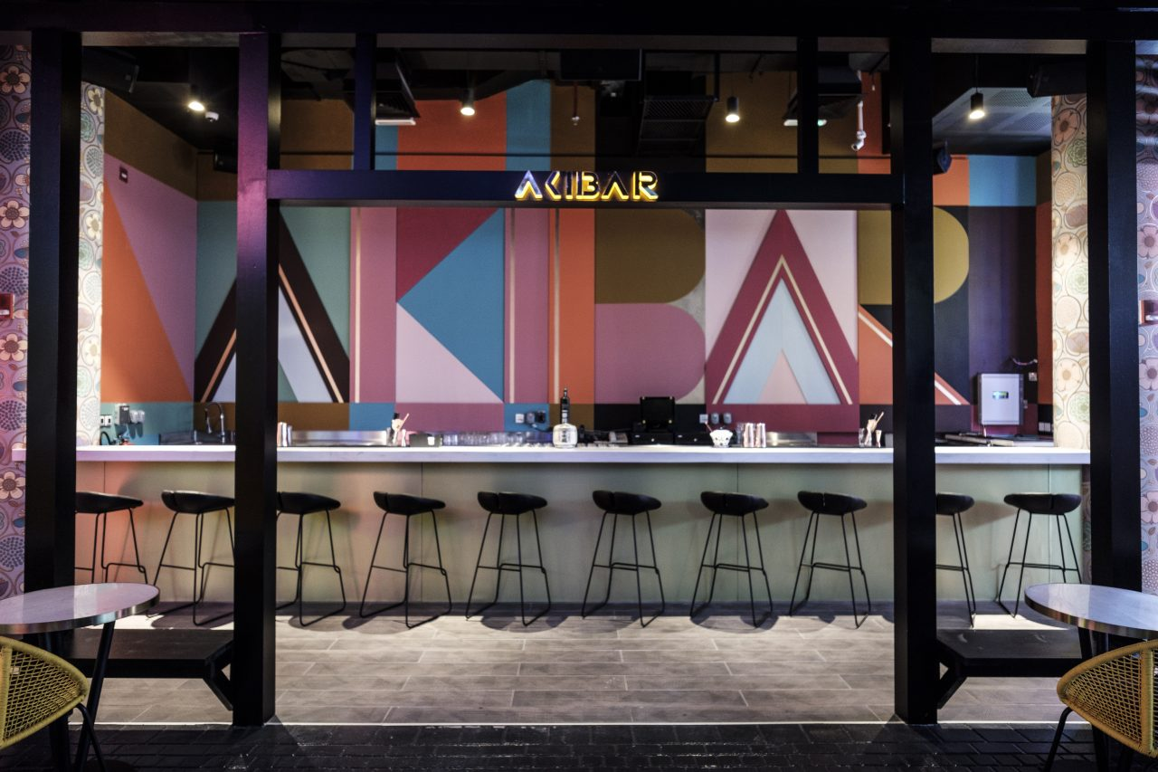 New restaurant called Akiba Dori in D3 Dubai
