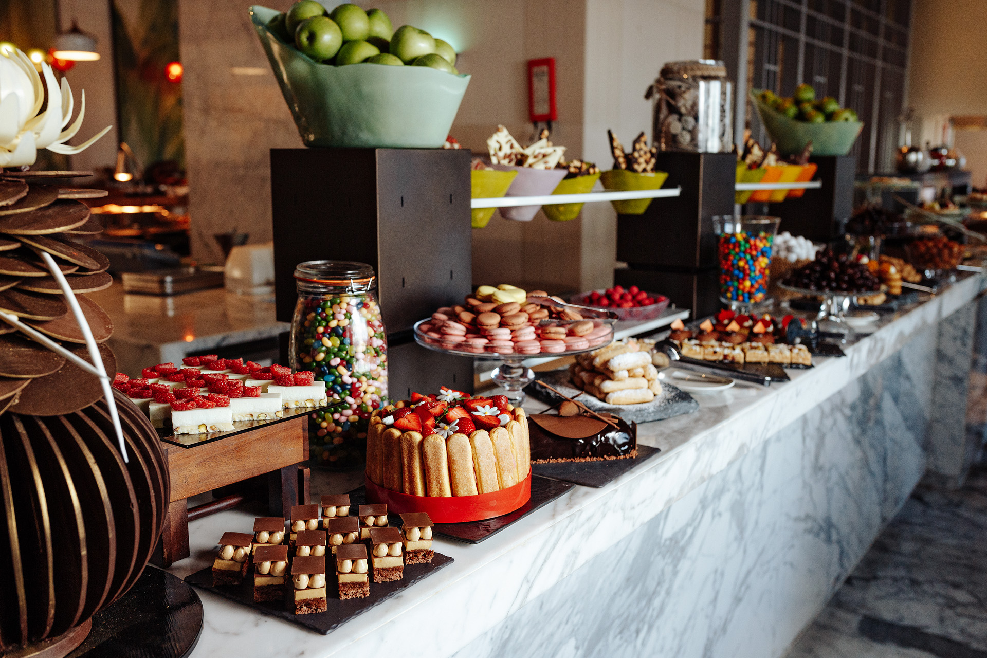 The City Brunch at The Westin Dubai