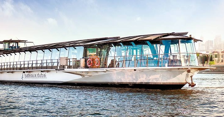 activities in dubai this weekend - bateaux dxb Cropped