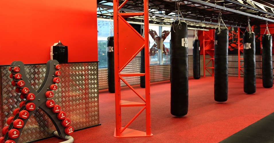 XFit Dubai at Fitness First UAE