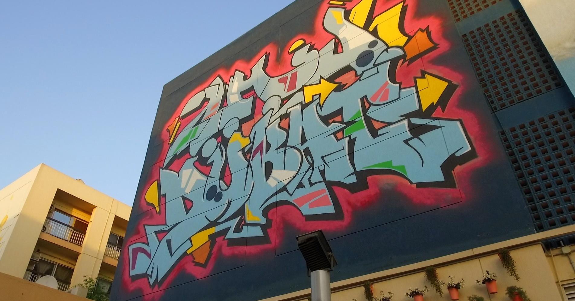 free things to do in dubai today - street art in dubai