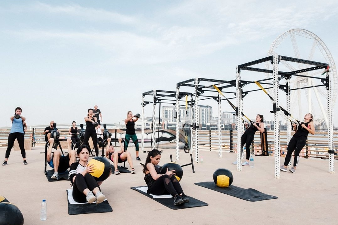5 Awesome HIIT Workouts at Gyms in Dubai Marina | insydo