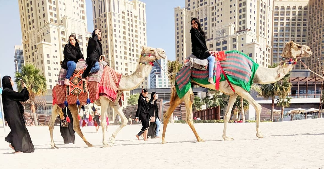 things to do in jbr dubai - njam84