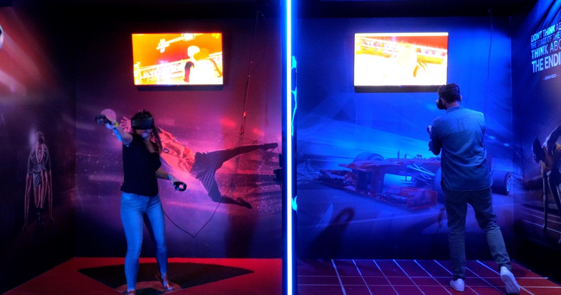 VR Park Dubai at The Dubai Mall