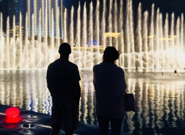 Top attractions in Dubai - Dubai Fountain Boardwalk
