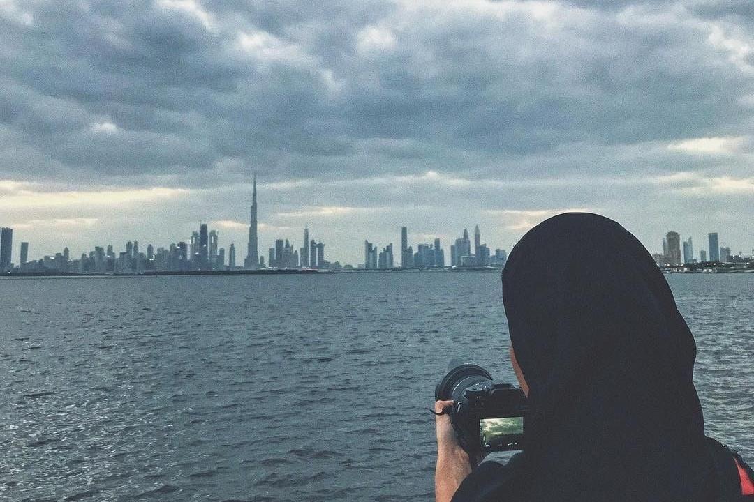 best view of iconic dubai lamdmarks - dubai skyline dch Cropped