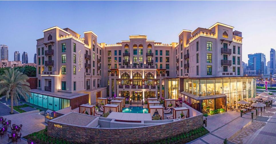 Vida Downtown Dubai Ramadan 2018