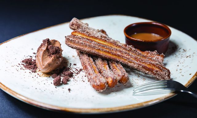 best churros in dubai - tortuga dubai restaurant in dubai