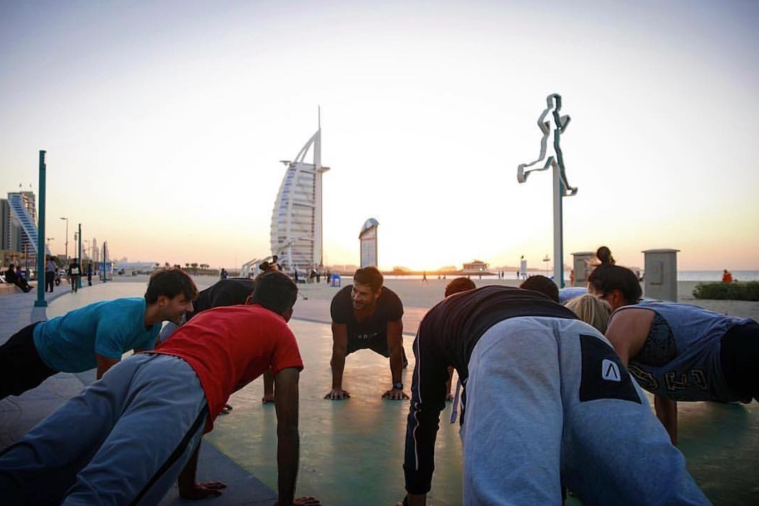 dubai fitness apps for workout classes in dubai - guavapass