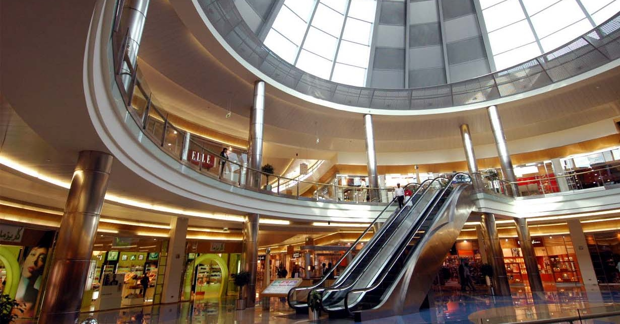 dubai shopping malls in dubai - Reef Mall Cropped