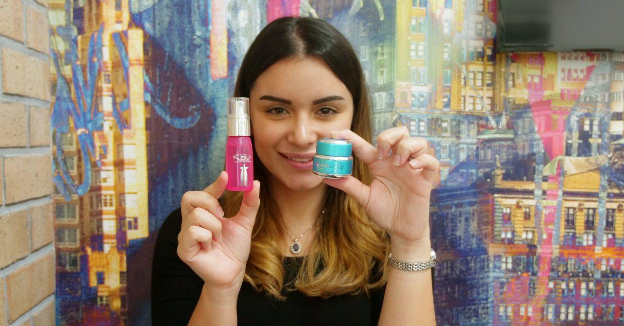 GLAMGLOW travel size makeup - Sephora