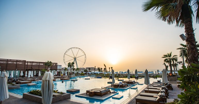 summer deals in dubai - azure beach dubai - summer in dubai Cropped