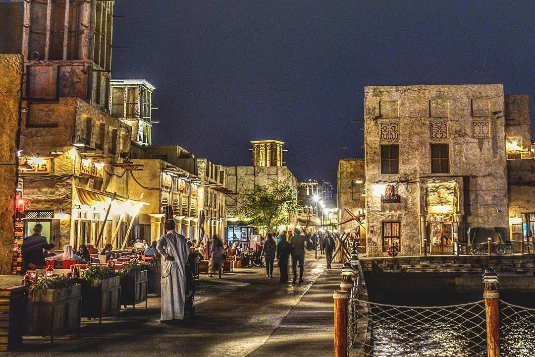 things to do in bur dubai al seef dubai