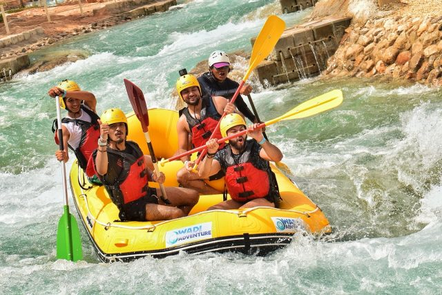 things to do in uae - adventures in uae - wadi adventure al ain