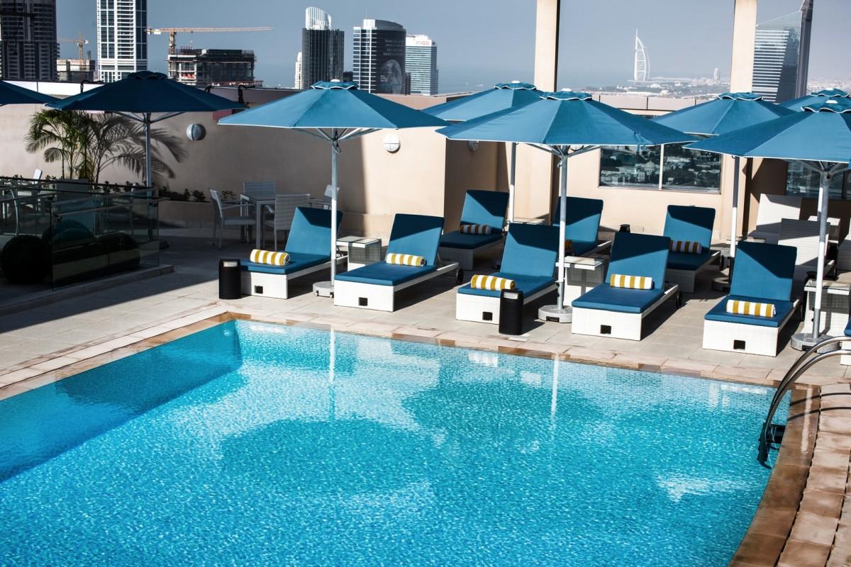 Escape & Save at Pullman Dubai Jumeirah Lakes Towers