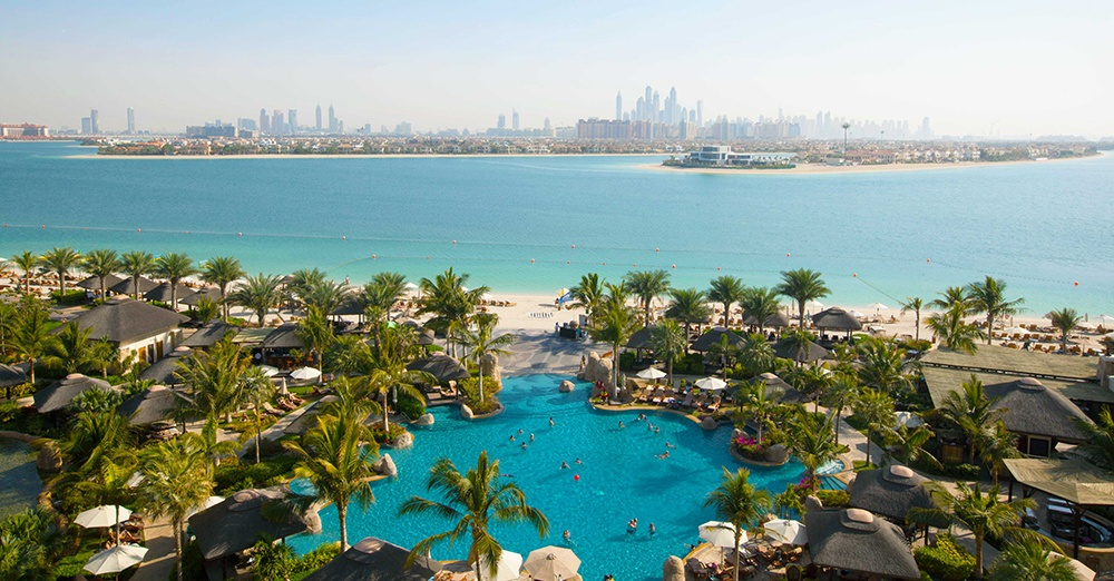 Summer Staycation Offer at Sofitel Dubai The Palm Resort & Spa