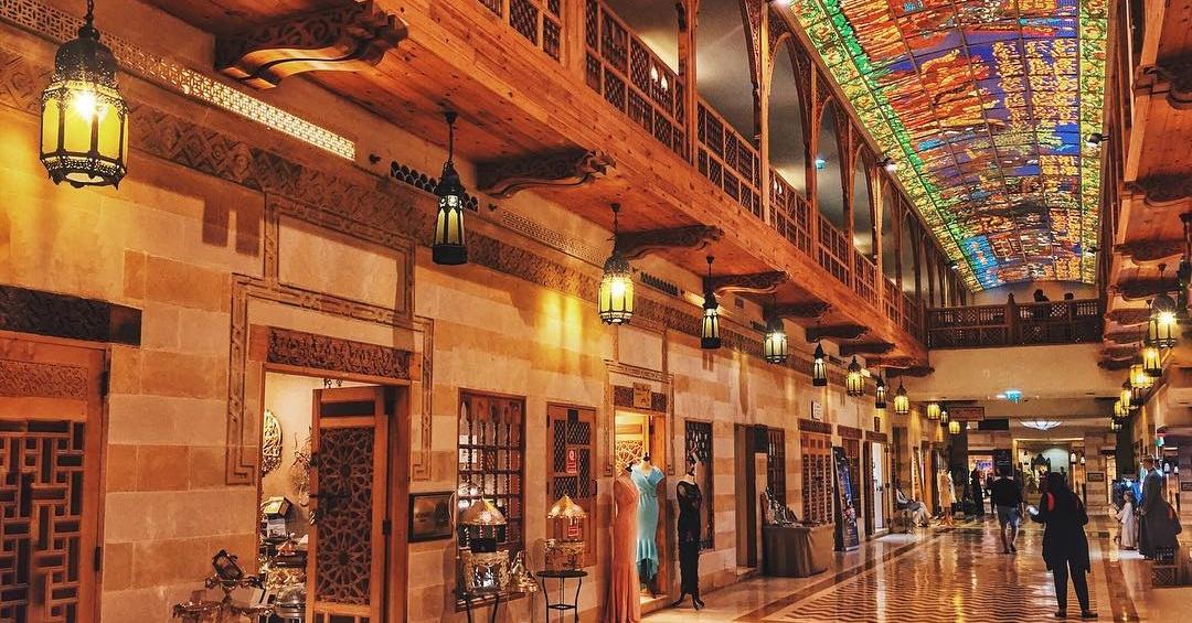 Souks in Dubai - Khan Murjan Souk Cropped (1)